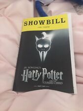 harry potter and the cursed child Part 2  Playbill