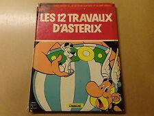 ALBUM BD / ASTERIX: LES 12 TRAVAUX D'ASTERIX | EO