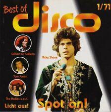 Best of Disco 1/71 Olivia Newton-John, Giorgio Moroder, Dana, Ricky Shayn.. [CD]