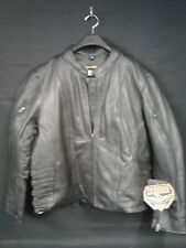 Milwaukee Leather Women's Racer Style Jacket w/ Side Buckles **MLL2520  3XL