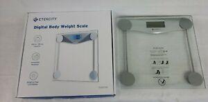 Etekcity Glass Digital Body Weight Bathroom Scale