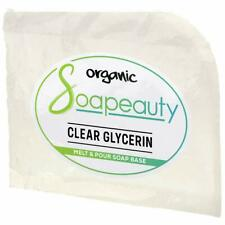 Clear Detergent Free Glycerin Melt Pour Soap Base Organic