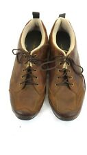 CABELA'S MEN'S BROWN LEATHER LACE UP OXFORDS SIZE 13W US