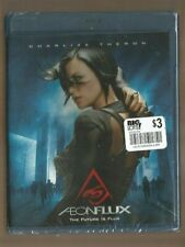 Aeon Flux (Blu-ray Disc, 2006, Special Collectors Edition) ~ Charlize Theron New