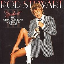 Rod Stewart - Great American Songbook 3 [New CD]