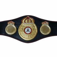 WBA Boxing Championship Belt Mini Premium Quality