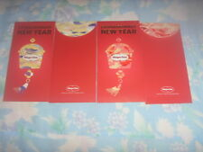 Brand New 2018 Haagen-Dazs ice cream red packet hong bao ang pow