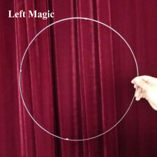 Circle To Square (Stainless Steel) Stage Magic Tricks Close Up Magic Props New