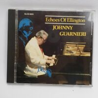 Echoes of Ellington Johnny Guarnieri CD Album Piano Star Line Rare READ DESC