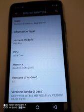 P40 Pro 7° blu 8Gb Ram, 256 Gb memoria interna, Android 9,1 usato 5g no Huawei