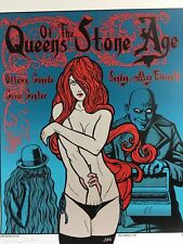 Queens of the Stone Age - 2008 Justin Hampton Ottawa, CAN Ottawa Civic Center