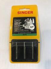 Singer 2054-06 Overlock Needles