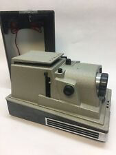 Vintage Revere Model P-888D Automatic 35mm Slide Projector-with Case