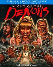 Night of the Demons (Blu-ray/DVD, 2014, 2-Disc Set, DVD/Blu-ray)