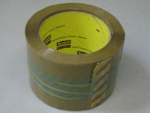 24 Rolls (1 CASE) 3M/SCOTCH 375 Tape 3.1Mil 72mmX60m (2.83in X 64.68yds) Tan