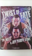 WWF WWE Twist Of Fate - Matt & Jeff Hardy (Boyz) 2er DVD Set *TOP/NEU*