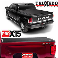 TruXedo Pro X15 Tonneau Roll Up Cover for Ram 1500 2500 3500 Long Bed 1448901