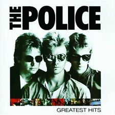 THE POLICE - GREATEST HITS [CD] - NEUF