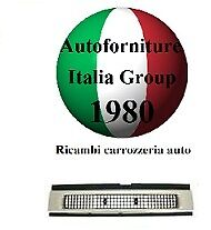 GRIGLIA RADIATORE MASCHERA ANTERIORE GRIGIA IVECO DAILY 00>06 2000>2006