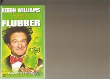 DISNEYS FLUBBER VHS VIDEO KIDS ROBIN WILLIAMS