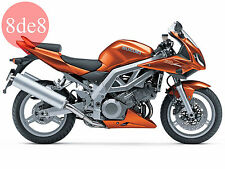 Suzuki SV 1000S (2003) - Workshop Manual on CD