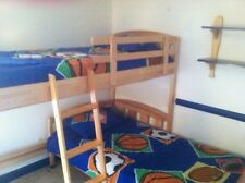 Pine Twin Bunk Beds