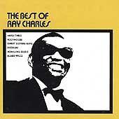 RAY CHARLES best of- CD- fino 2 cd spese spediz. non aumentano