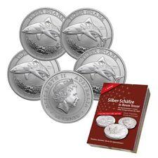 1/2 oz. Münzen aus Silber