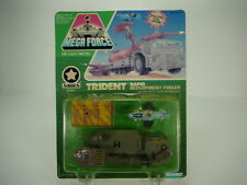 Kenner Mega Force Trident MOC 1989 Factory Sealed Original Employee Owned Rare