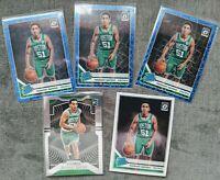 2019 Tremont Waters Rookie 5-Card Lot Boston Celtics