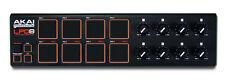 Akai LPD 8 Controller Mini Pad Controller USB Midi - Nuova Garanzia Ita