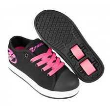 Neuf Chaussures à roulettes Heelys Propel 2.0 black//lilas Noir 15620