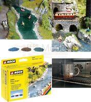 NOCH 60856 - Water-Drops® color preparato per realizzare laghi fiumi e torrenti,