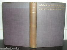 ANNA VAN SCHURMAN 1607–1678 Una Birch 1909 1st Ed DUTCH ARTIST Scholar SAINT Art