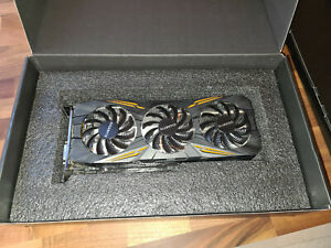 GTX 1080 G1 GAMING - GIGABYTE GV-N1080G1 8GB NVIDIA GeForce GRAPHICS CARD