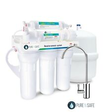 6 stages undersink RO reverse osmosis water filter system Made in Germany