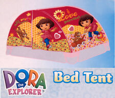 Nickelodeon Dora the Explorer & Puppy Twin Bed Sleep Play Tent w/ Pushlight NEW