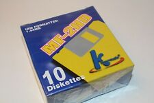 IBM formatted MF-2HD 1.44 MB diskettes