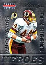 2015 Prestige Super Bowl Heroes #7 John Riggins Redskins
