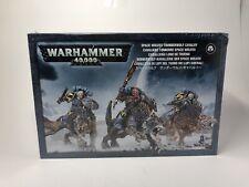 Warhammer 40k-Space Wolves Thunderwolf Cavalry- NIB - Unopened