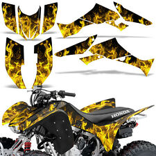 Honda TRX300EX ATV Graphics Kit Quad Decal Sticker Wrap TRX 300 EX 07-12 ICE YLW