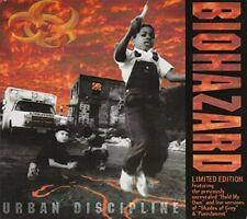 Biohazard - Urban Discipline - Biohazard CD F1VG The Cheap Fast Free Post The