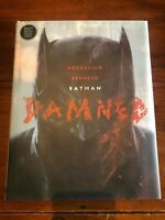 Batman Damned Hardcover DC Comics Mint-Never Read-Collects Issues 1-3 + Extras