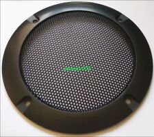 "2pcs 4""inch speaker grille car speaker protection net cover Decorative ring"