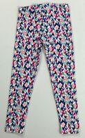 Girl's Gymboree Valentine's Heart Leggings Pants Size S 5-6 NEW BJ