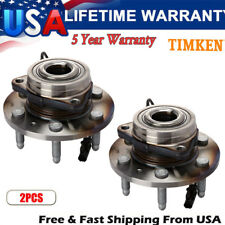 TIMKEN SP500301 Front Wheel Hub & Bearing Pair Set of 2 for Chevy GMC Pickup