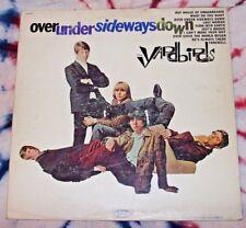 THE YARDBIRDS Over Under Sideways Down EPIC RECORDS 1966 VG+ Psych ORIGINAL MONO