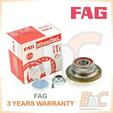 GENUINE FAG HEAVY DUTY REAR WHEEL BEARING KIT VW GOLF IV 4