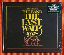 THE BAND LAST VALSE: 40th Anniversaire Deluxe Edition 4CD+Blu-Ray Boîte Ensemble