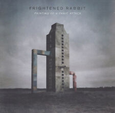 Frightened Rabbit ‎– Painting Of A Panic Attack  - New Sealed (C132) (C378)